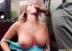 Big breast porn video featuring Mick Blue and London Keyes