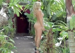 Anika Shay in Jungle Kitty - PlayboyPlus