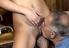 Me and my dad outdoor suck fuck Can you trust your
