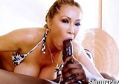 Kinky Japanese COUGAR Kianna Dior Compilation - PornGem
