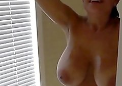 British chick loves to suck a big cock very deeply.