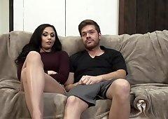 Naughty babe fucked her best friend's boyfriend