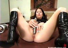 Valerie Herrera in Fuckingmachines Video