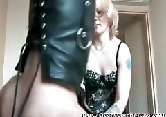 My Sexy Piercings Tattooed wife in stockings riding cock