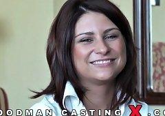Charming Brunette Bellina's Promo Video