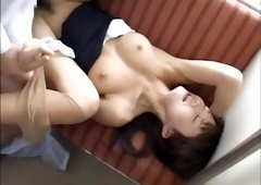 Aya Koizumi in groper Hell