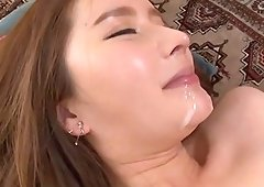 Sugiura Anna is a good-looking chick in need of a man's hard prick