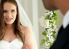 Nina Hartley fucks married couple in bed