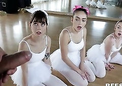 jessica fucking ballerinas