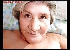 HelloGrannY Homemade Latin Granny Compilation