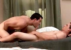 Hardcore jocks fuck and suck gay video part2