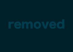 Attractive thin black teen whore Cleopatra Hendrix having an interracial experience