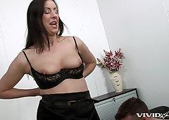 Latex rubber porn