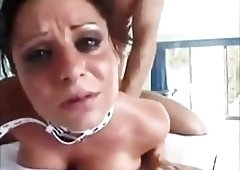 The anal slave's pain