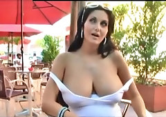 Search Flashing In Cafe Porn