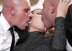 Christmas Threesome
