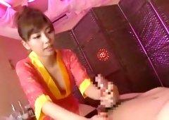 Crazy Japanese girl Miyuki Yokoyama in Exotic POV, Massage JAV scene