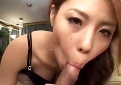 Haruka Sanada Uncensored Hardcore Video with Facial, Fetish scenes