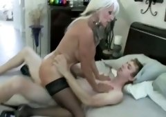 Here's an amazing video of hot MILF having sex with me