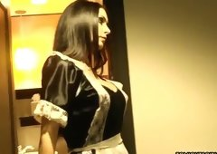 Beauty Jessica Jaymes in blowjob xxx action
