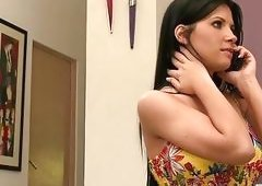 Hot And Mean Rebeca Linares & Angelina Valentine