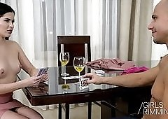 GIRLSRIMMING  - Poker Party Anal