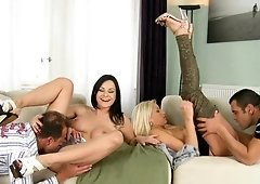 Hot women are getting fucked