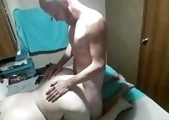 Bbw wife fucked from behind angle 3
