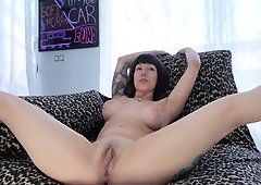 Give Me Pink Beaver And Ass Dildo Funtime