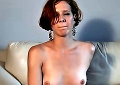 horny canadian beauty ava is squirting