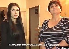 Sugar Czech mature woman