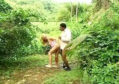 Best pornstar Diana Gold in incredible interracial, blonde adult scene