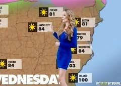 Jane Douxxx In Forecasting Several Inches