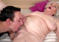 Shaved granny pussy norma agree, remarkable