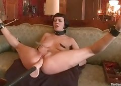 Fetish porn video featuring Mallory Rae, Cherry Torn and Sarah Shevon