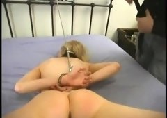 Beauteous Sadie Belle is fucking in BDSM porn