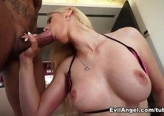 Exotic pornstars Nacho Vidal, Mira Sunset in Horny Cumshots, Big Tits adult movie