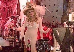 Naughty Kelly Madison flaunts her amazing body and tits