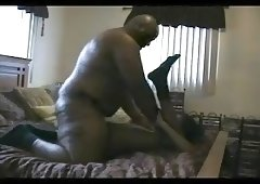 Older BBC make younger ebony scream and beg