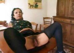 Fabulous Hairy, European porn scene