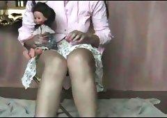 Doll & Skirt