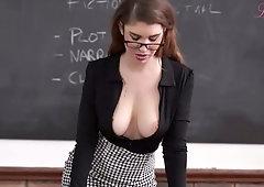 Cleavage Porn Video