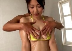 Rin Shiraito has a blast during her sexual adventures