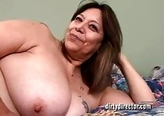 have hit busty redhead taking dp and giving blowjob are going