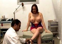Horny pornstar Raquel Sieb in amazing mature, creampie sex video
