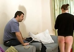 A Very Severe Caning - CSG