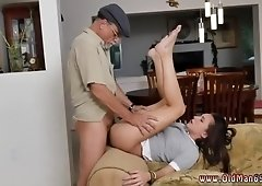 Brunette big tits massage happy ending Riding the Old Wood!